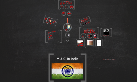 Copy of MAC Goes To India