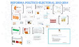 Copy of REFORMA POLITICO-ELECTORAL 2014