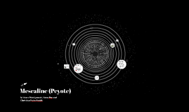 Mescaline (Peyote)