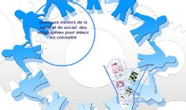 Les métiers de la santé: des infographies pour mieux les con