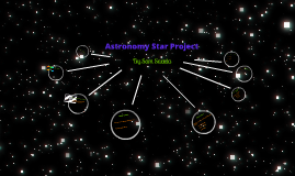 Astronomy Star Project