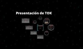 Copy of Copy of Presentación de TOK