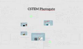 CSTEM Photogate