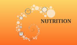 Copy of NUTRITION