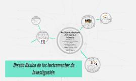 Metodológia de la Investigación.