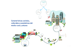 Copy of Características sociales, culturales y económicas del medio