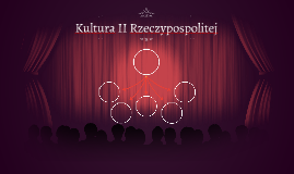 Kultura II Rzeczypospolitej
