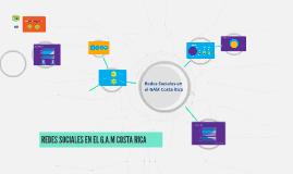 Redes Sociales en el GAM Costa Rica