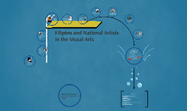 Filipino and National Artists in the Visual Arts