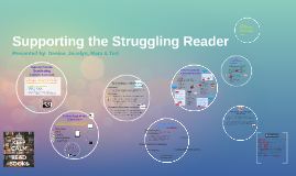 Copy of Supporting the Struggling Reader with Comprehension