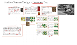Copy of Surface Pattern: Lucienne Day