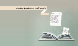 diseños productos multimedia