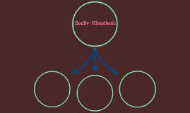 Bodily- Kinesthetic