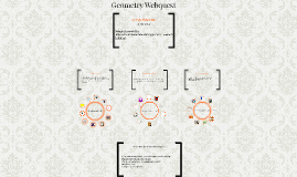 Geometry Webquest