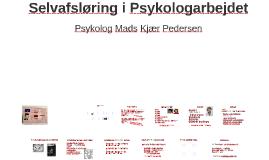 Selvafsløring i Psykologarbejdet