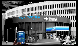 Copy of Communications Plan for Citigroup