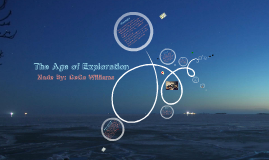 Copy of The Age of Exploration