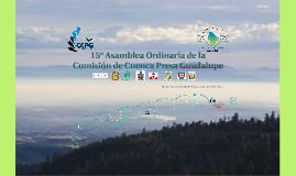 15° Asamblea Ordinaria de la