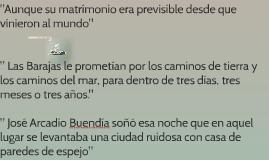 CIEN AÑOS DE SOLEDAD: