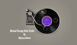 Musical Therapy After Stroke
