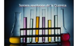 Tercera revolución de la Química
