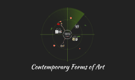 Copy of Contemporary Forms of Art