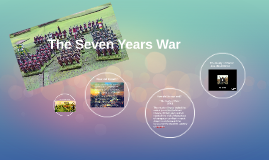 Copy of The seven years war