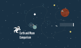 Earth and Moon Comparison