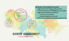 Guided Community