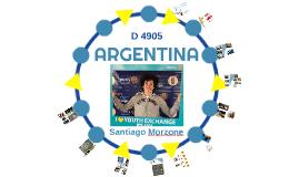 ARGENTINA por Santi