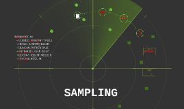 Copy of SAMPLING