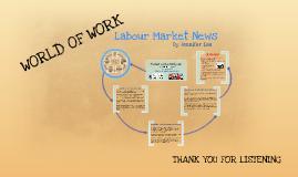 Labour Market News