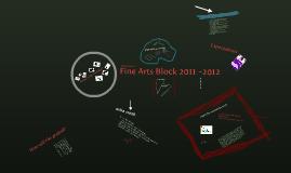 Fine Arts Block 10-11