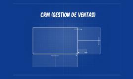CRM (gestion de ventas)