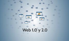 Web 1.0 y 2.0