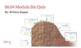 06.04 Module Six Quiz