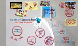 Perfil do Missionário - MSM 2014