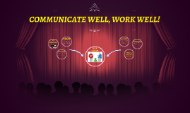 Copy of COMMUNICATE WELL, WORK WELL!
