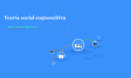Teoría social cognoscitiva