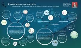 Copy of Размножение организмов