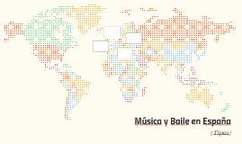 Música y Baile en España