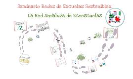Seminario Redes de Escuelas Sostenibles:
