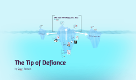 The Tip of Defiance - One Flew Over the Cuckoo's Nest Connections