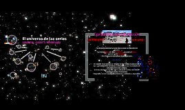 Universo de las series