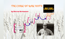 the curse of babe ruth