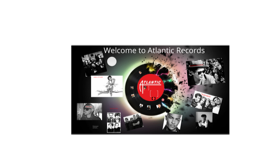 Copy of Copy of Atlantic Records Intern Orientation Sample