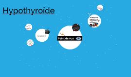 Hypothyroïde