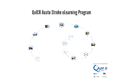 QuICR Acute Stroke eLearning Program