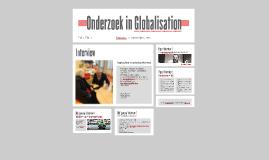Onderzoek in Globalisation 2