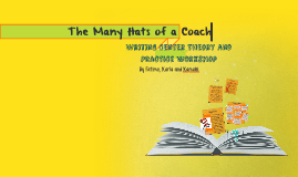 Copy of The Many Hats of a Tutor